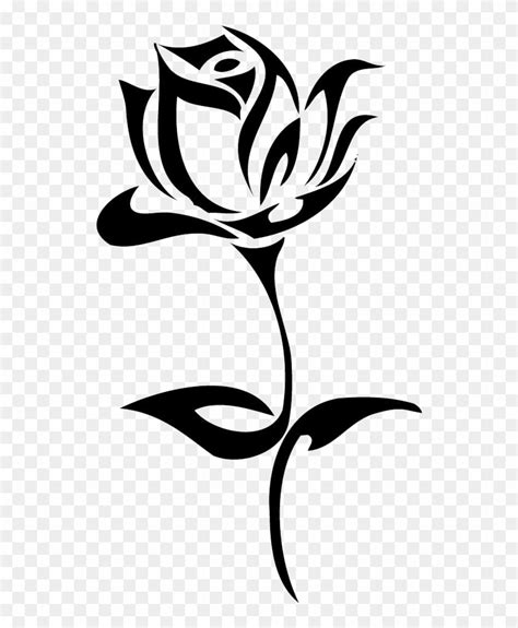 tattoo black rose drawing clip art tattoo png