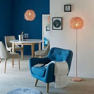 Deco Bleu Petrole : poppy meuble fauteuil esprit seventies bleu p trole d co ~ Farleysfitness.com Idées de Décoration