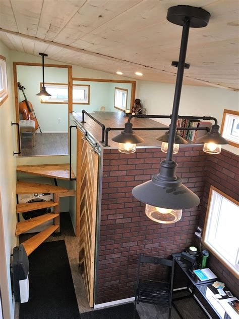 tiny house interiors ideas  pinterest tiny