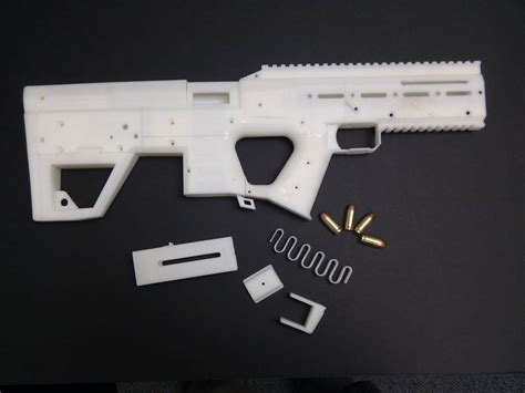 Prototyping a .45 SMG - The Firearm BlogThe Firearm Blog