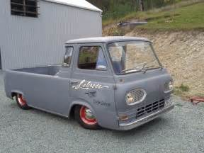 Ford Econoline Pickup Photo Gallery
