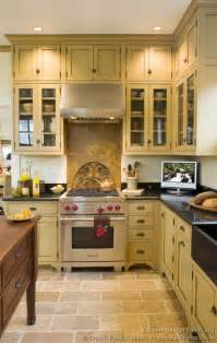 arts and crafts style home plans kitchens cabinets design ideas and pictures