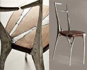 Metal And Woods : undercut by uriel schwartz inhabitat green design ~ Melissatoandfro.com Idées de Décoration