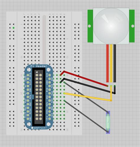 raspberry pi door sensor hardware adafruit s raspberry pi lesson 12 sensing