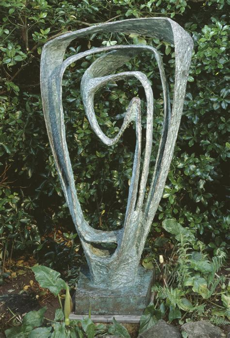 'garden Sculpture (model For Meridian)', Dame Barbara