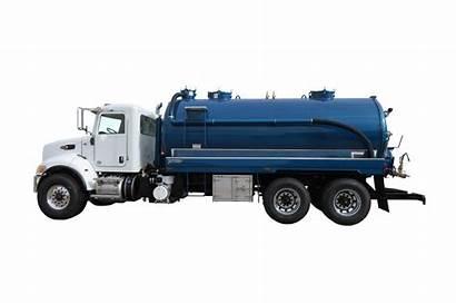 Septic Truck Trucks Gallon Vacuum Tank Pump