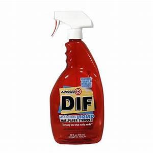 Zinsser 32 oz. DIF Fast Acting Wallpaper Remover Spray ...