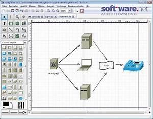 Dia Diagram Editor 0 97 2-2   Deutsch  Bei Soft
