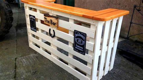 Cheap Bar Designs by Diy Shipping Pallet Garden Ideas Pallet Idea