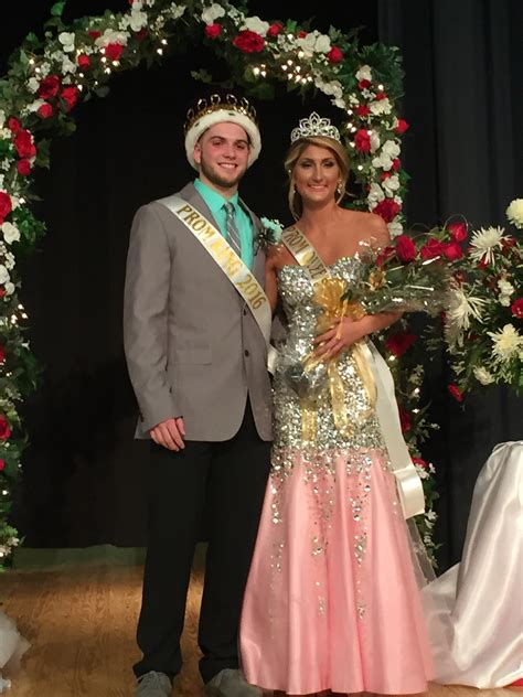 chs presents prom king queen champion local schools