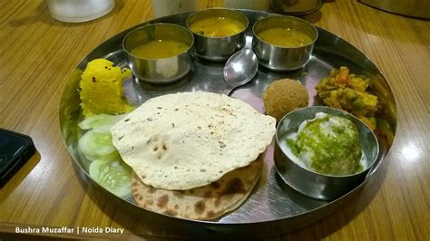 delhi cuisine noida diary authentic gujarati food at gujarat bhawan delhi