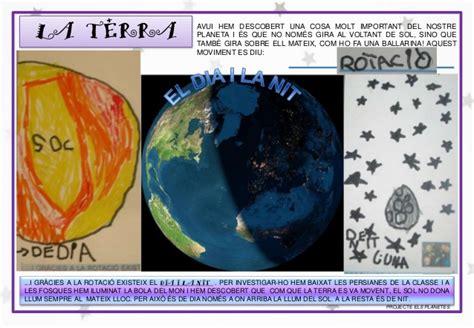 projecte els planetes p5 b escola