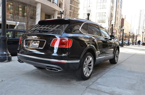 Gambar Mobil Bentley Bentayga by Used 2017 Bentley Bentayga For Sale Special Pricing