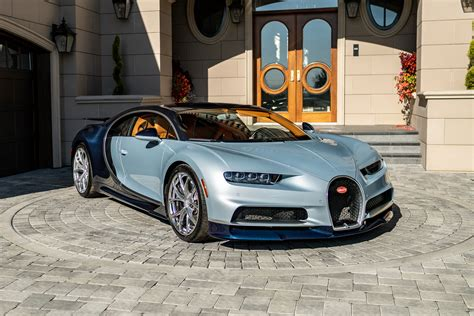 However, depending on how you drive the vehicle, you may use both gasoline and electricity during the first 21 miles following a full charge. The 2018 Bugatti Chiron   NUVO