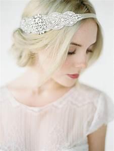 comment mettre utiliser les bijoux et accessoires cheveux With accessoire de tete pour mariage
