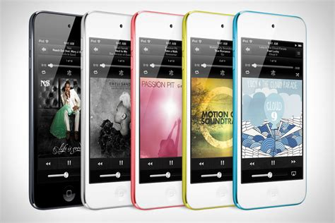 iPod Touch 5 Uncrate