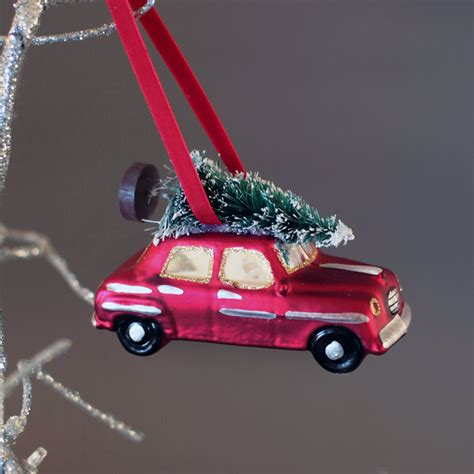 quirky christmas decorations buy  uk