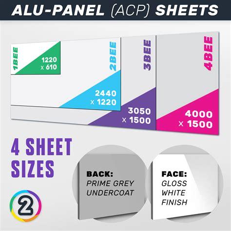 order alu panel acp aluminium composite panel australia