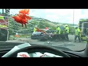 Texting While Driving (Very Graphic) - YouTube