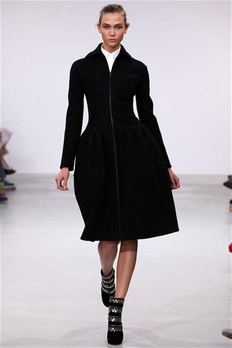 Azzedine Alaia Couture Fall Stylebistro