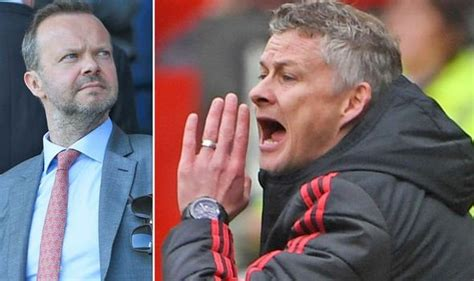 Man Utd chief Ed Woodward's decision is damaging Ole ...
