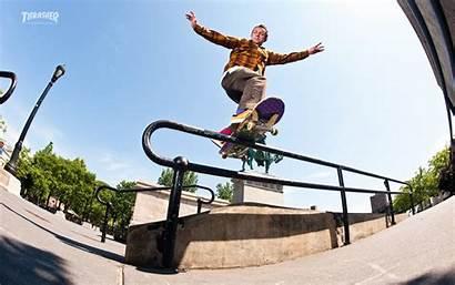 Thrasher Magazine Wallpapers Skateboard