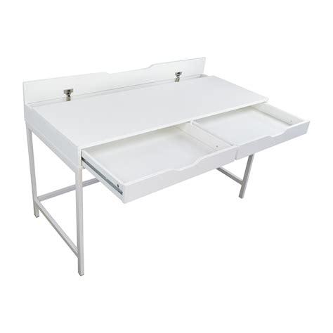 ikea table bureau 59 ikea ikea alex white desk tables