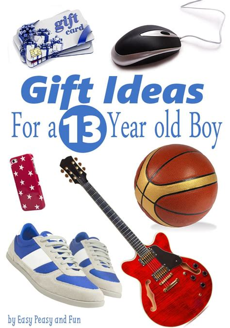 13 year old boy christmas gifts best gifts for a 13 year boy easy peasy and
