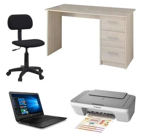 pc bureau complet pc portable hp 14 bureau chaise imprimante à 299 99