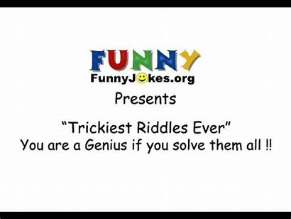 Riddles Funny Ever Trickiest Quotes Quotesgram