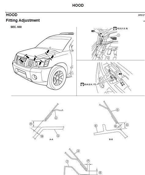 electric power steering 2010 nissan armada security system nissan armada ta60 2006 repair manual online manual sharing