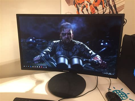 best samsung monitor for gaming samsung 24 quot curved quantum dot gaming monitor review