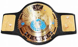 Why is the unified WWE World Heavyweight Championship ...