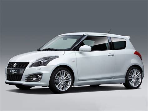 Japanese Car Photos 2012 Suzuki Swift Sport