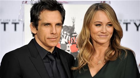 actors ben stiller christine taylor separate