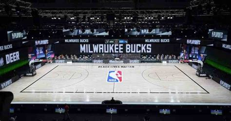 Bucks Sit Out Game, Renew Sports Focus on Social Justice ...