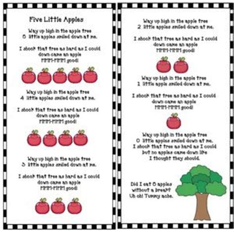 apple songs preschool 635 best images about fall apples johnny appleseed on 239