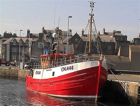 Peterhead Fishing Boat Names by Wooden Trawler Peterhead Fafb