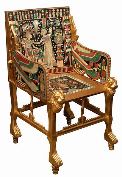 Revival Egyptian Furniture Egypt Ancient Armchair English