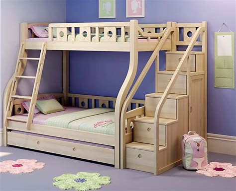 beautiful wood bunk beds housely