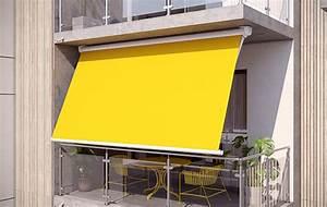 Store Pour Balcon : stores ext rieurs pour terrasse fen tre et toiture roche ~ Edinachiropracticcenter.com Idées de Décoration