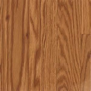 shop allen roth 7 48 in w x 3 93 ft l gunstock oak smooth wood plank laminate flooring at