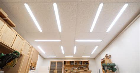 workshop lighting upgrade ibuilditca