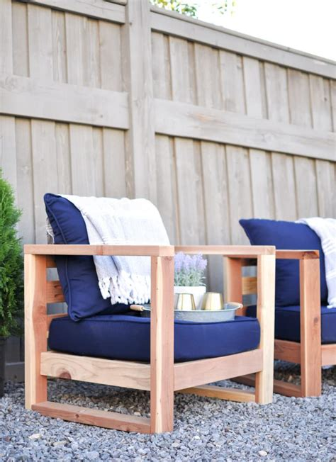 wood outdoor furniture easy diy outdoor garden patio furniture the garden glove Diy