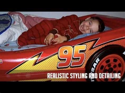 Tikes Lightning Mcqueen Toddler Bed by Tikes Lightning Mcqueen Roadster Toddler Bed