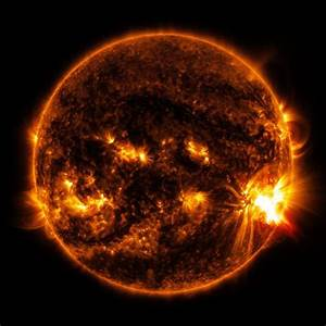 Space Weather: Sunspots, Solar Flares, and More Solar ...