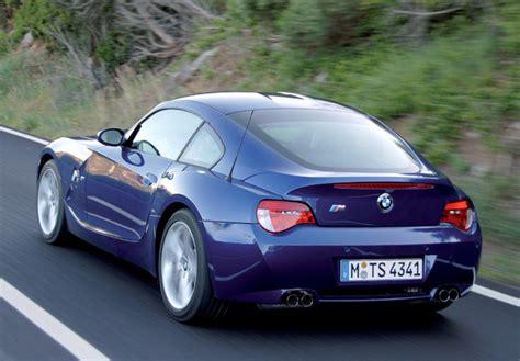 Bmw Z4 M Coupe (e85) 200608 Photos