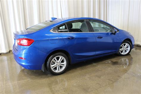 2016 Chevy Cruze L by New 2016 Chevrolet Cruze Lt 1 4l 4 Cyl Turbo Automatic Fwd