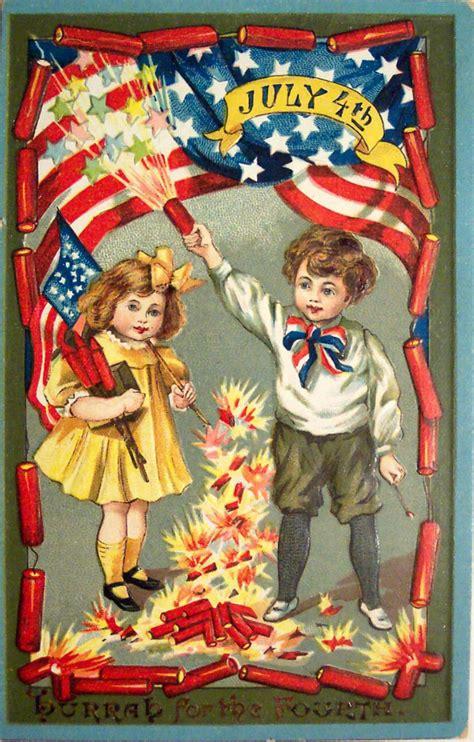 fun  beautiful vintage postcards   fourth