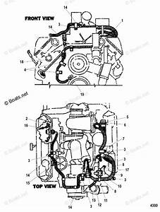 Mercury Mercruiser Sterndrive Parts By Year Mercruiser Oem Parts Diagram For Engine Wiring